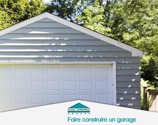 Faire Construire Un Garage : Conseils Et Démarche. Garage, Build House ...