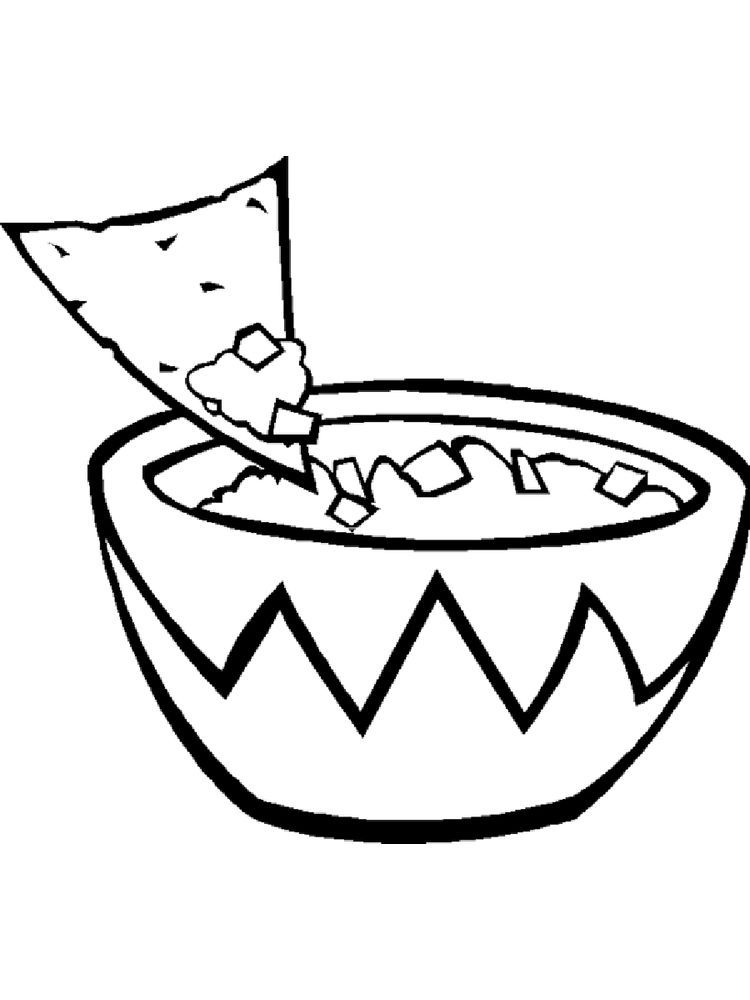Free Coloring Pages About Food Food Coloring Pages Free Coloring Pages Coloring Pages