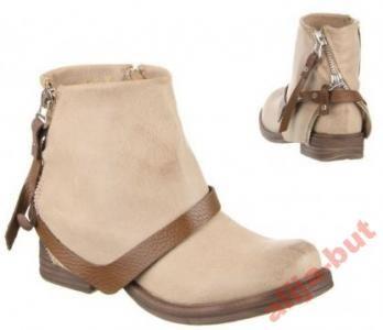 Alija But Motocyklowki Workery Sztyblety Botki Bez 6189687525 Oficjalne Archiwum Allegro Gladiator Sandals Shoes Sandals