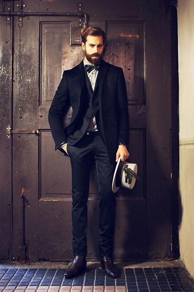 Men Hipster Fashion | Hipster Clothing Style Men Retro elegant man ...