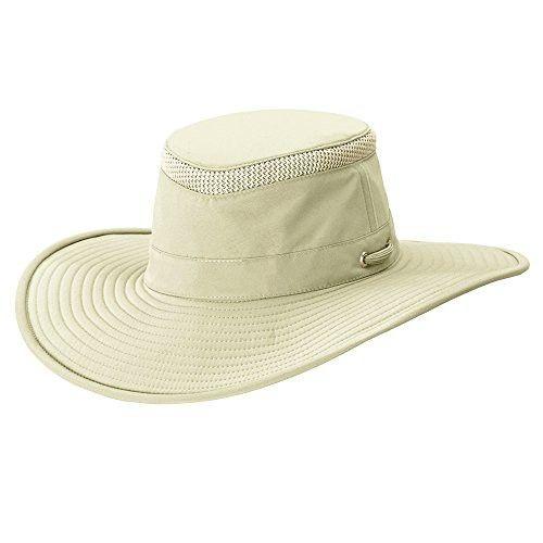 168d9161c2d Tilley Unisex LTM2 Broadest Brimmed Sun Protection Airflow Hat
