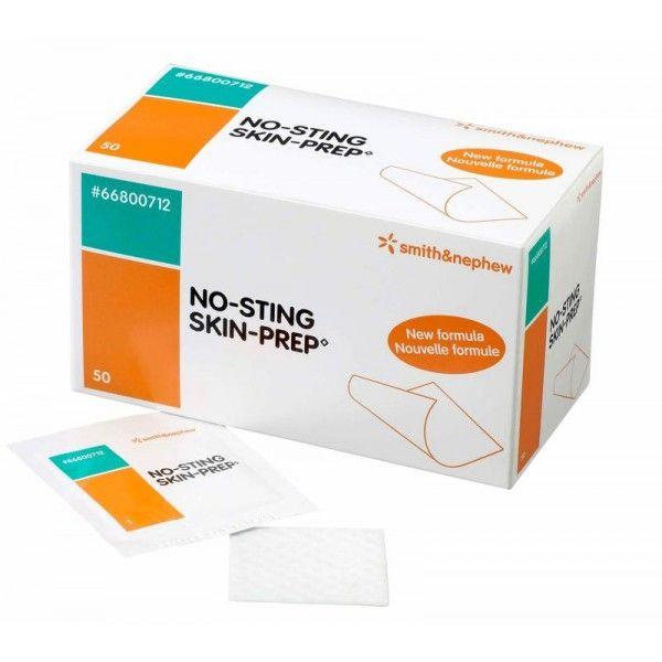 S&N& Reg; No-Sting Prep Wipes (50PK) - Strapping Accessories - Strapping Tapes & Accessories
