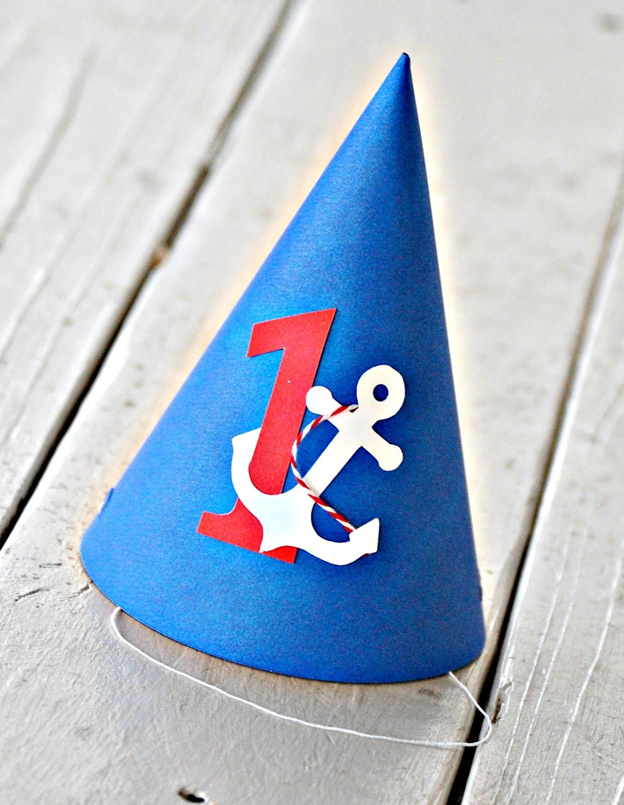 Nautical Fare - Mary Had a Little Party