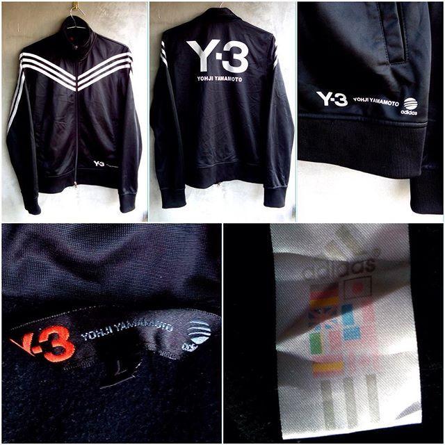Adidas Y 3 By Yohji Yamamoto Adidas Jacket Adidas Track Jacket Sporty Wear