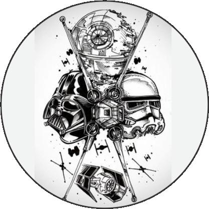 Imgur Com Drawing Stars Star Wars Drawings Star Tattoos
