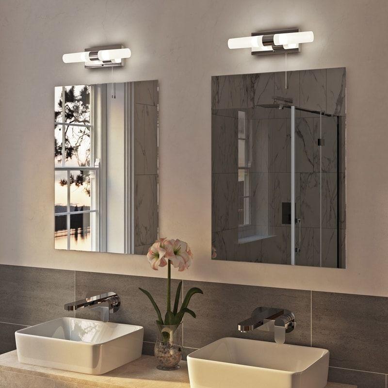 Forum Lys Over Mirror Bathroom Light Modern Bathroom Mirrors
