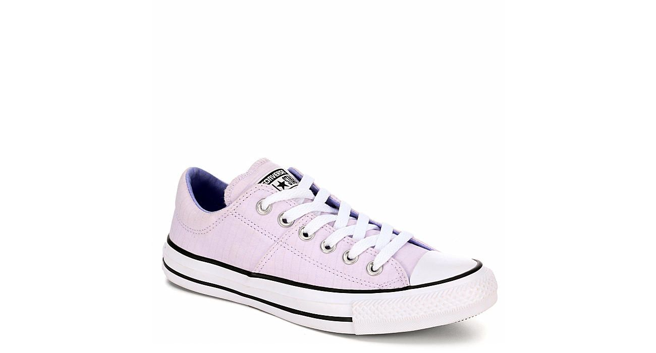 Purple Converse Womens Madison Ox Athletic Rack Room Shoes