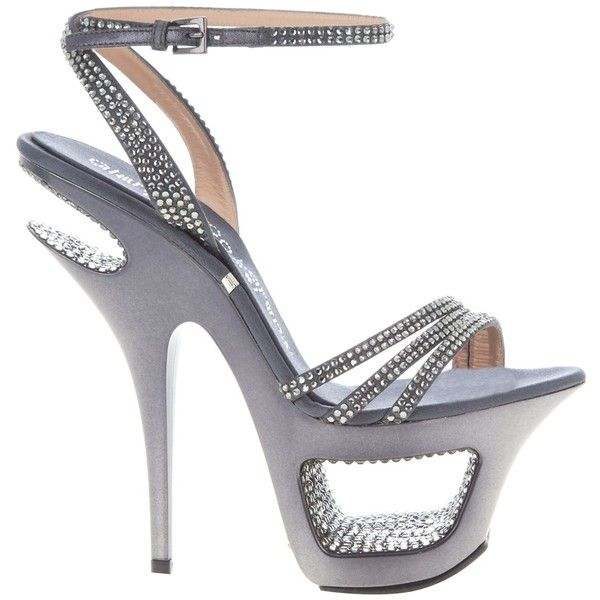 gianmarco lorenzi collector cut out platform sandal 1 700 rh pinterest com