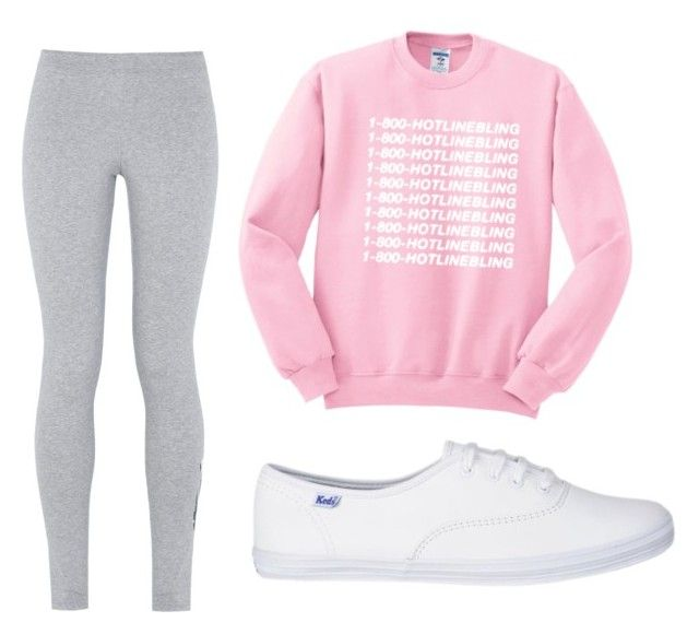 """Hot-line"" by poly-fashion-er on Polyvore featuring NIKE"