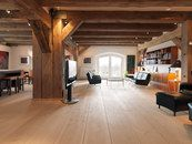 Dinesen reference projects | Exclusive residence in the old warehouse