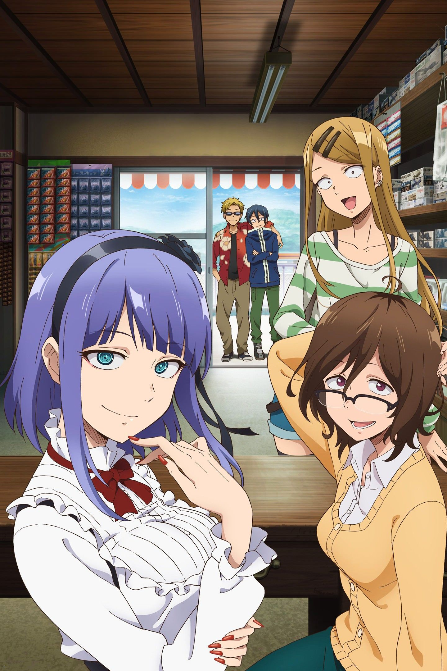 Winter 2018, Dagashi Kashi 2 Miffed that it's only half