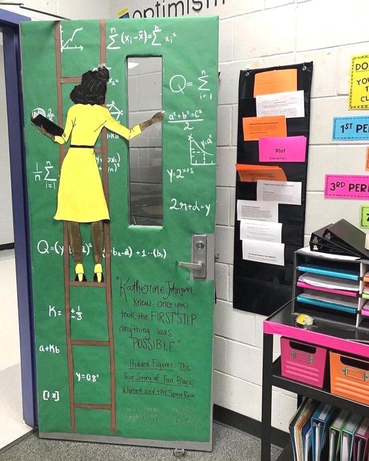 46 Tips Class Room Themes Art 2019 In 2020 Classroom Door History Classroom History Classroom Decorations