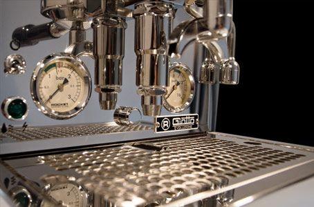Espresso Machine · Rocket Giotto ...