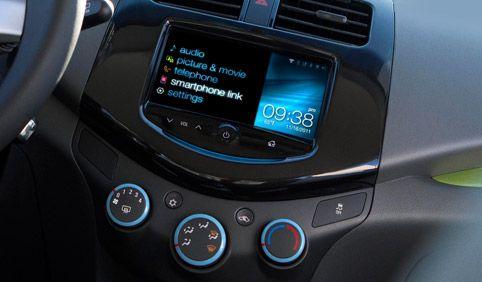 2015 Spark Fuel Efficient Car City Car Chevrolet Spark Alloy Wheels For Sale Fuel Efficient Cars