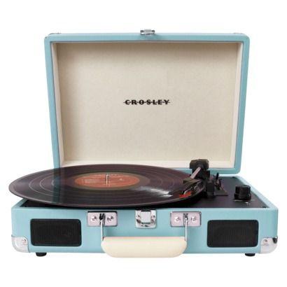 Crosley Cruiser Turntable - Assorted Colors