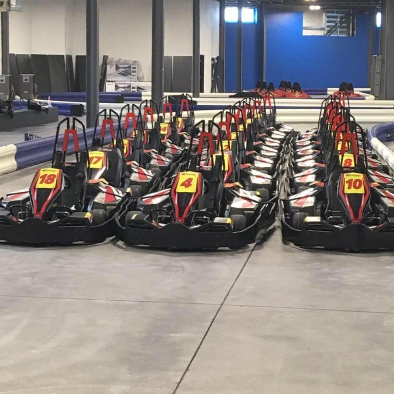 Go Karts Colorado Springs >> At Overdrive Raceway Colorado Springs We Feature All Electric Go
