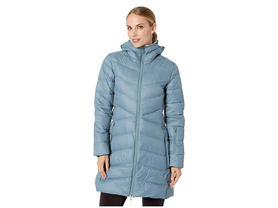 53a8f1b65fce0 adidas Outdoor Climawarm(r) Hyperdry Nuvic Jacket (Raw Green) Women's Coat.  The climawarm HyperDRY Nuvic Jacket takes lightweight trail-tested  insulation ...