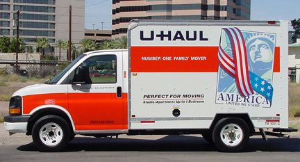 U Haul 10ft Truck Trucks Haul Self Storage