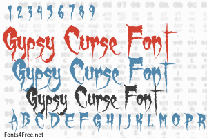 Pin On Horror Fonts