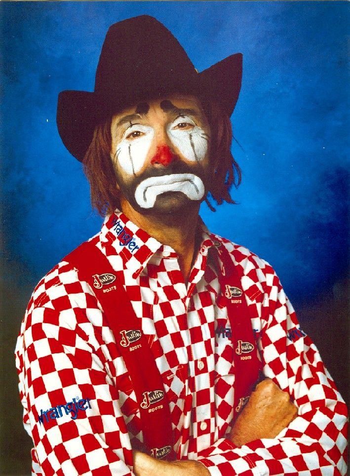 Rodeo Clown Clown Faces Circus Clown Clown Makeup