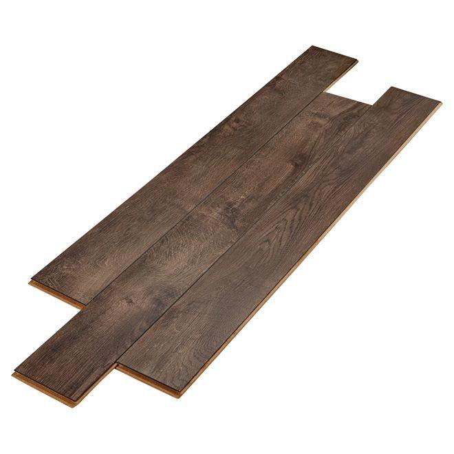 Laminate Flooring 14mm Black Oak Rona Diy Pinterest Oak