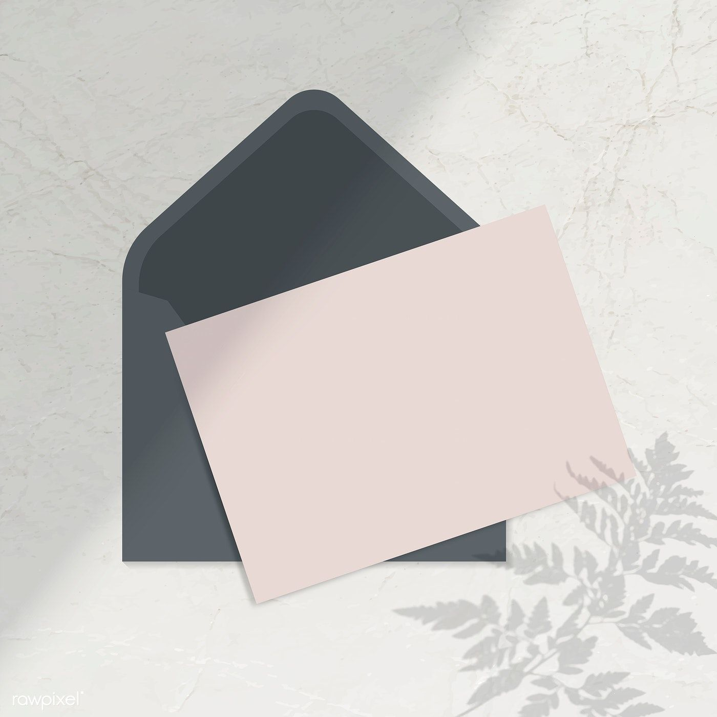 Download Premium Vector Of Neutral Color Tone Envelope Mockup