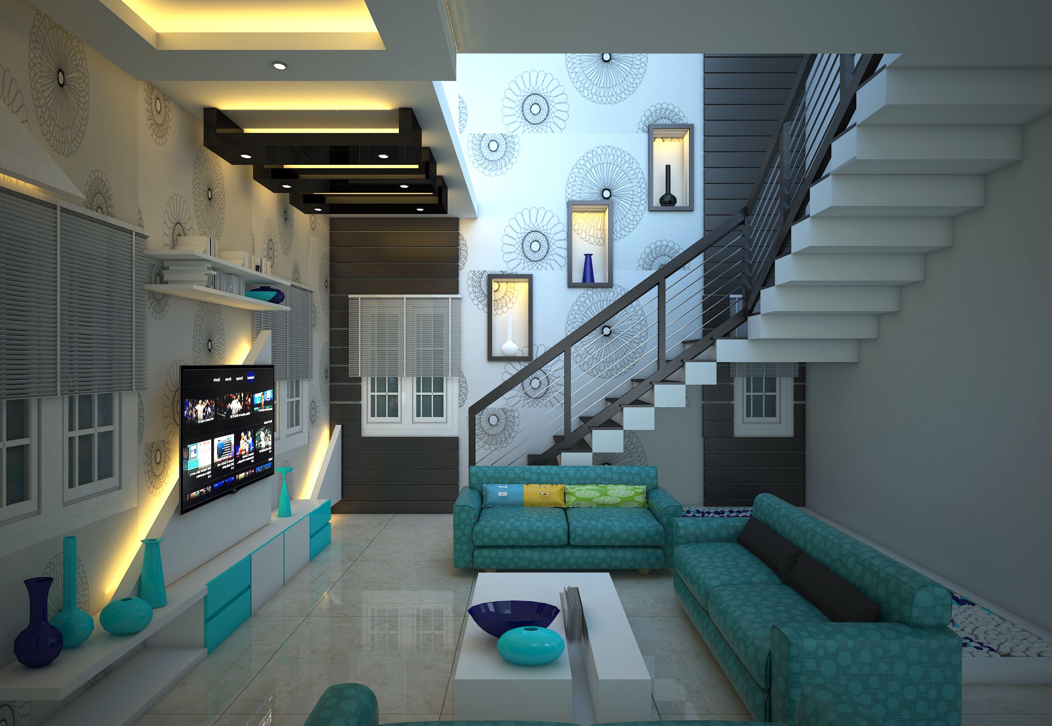 False ceiling design living rooms Partition design living ...