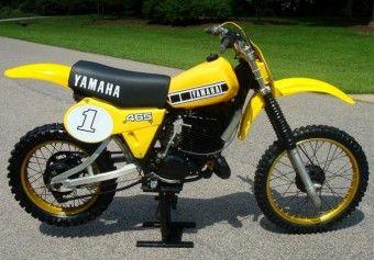 Vintage Yamaha Motocross Bikes History Yamaha Yz Sc Mx Yamaha Motocross Vintage Motocross Motocross