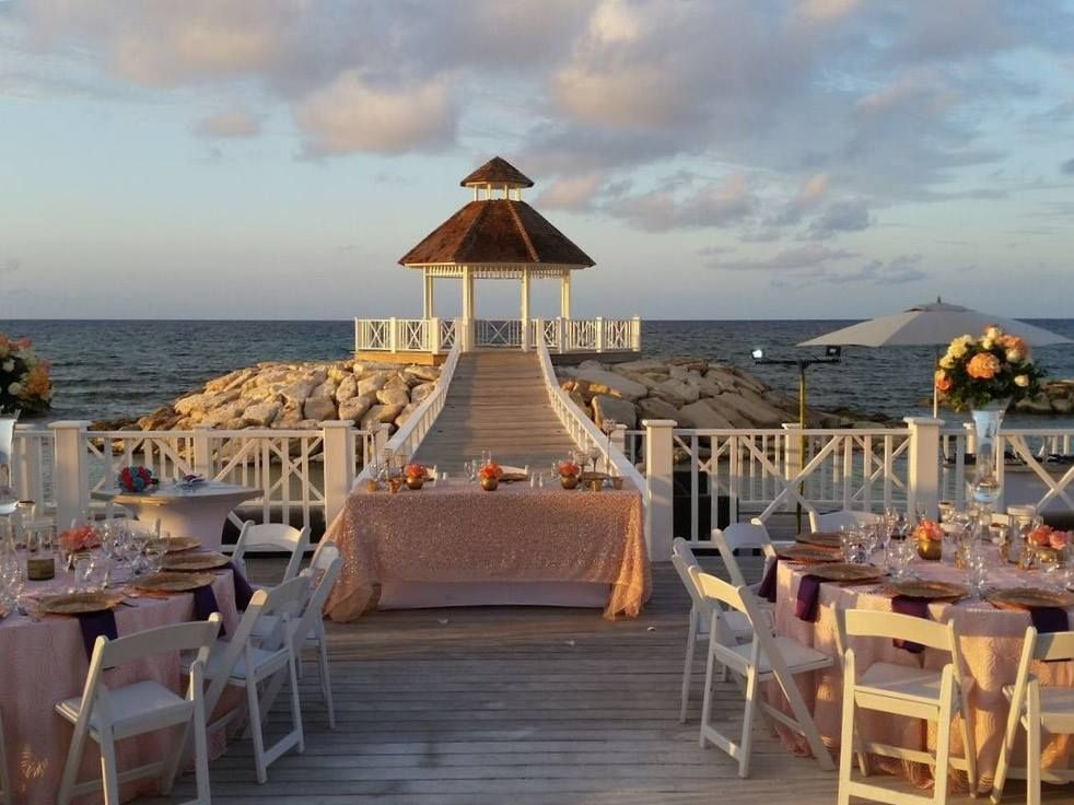 The Perfect Setup For The Perfect Destination Wedding At Hyatt Ziva