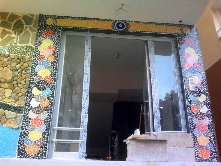 mervan altınorak mozaik - mosaic 148