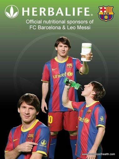 Messi Herbalife : messi, herbalife, Herbalife, Athletes