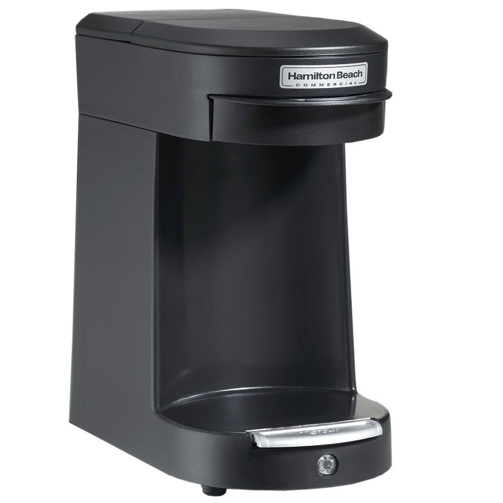 Hamilton Beach Hdc200b 1 Cup Pod Coffee Maker Black 120v With