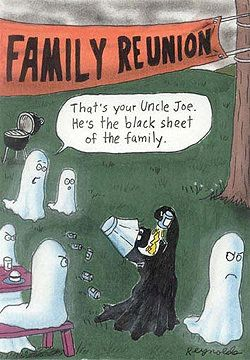 Funny Family Reunion Cartoons : funny, family, reunion, cartoons, Family, Reunion, (Halloween), Funny, Halloween, Jokes,, Memes