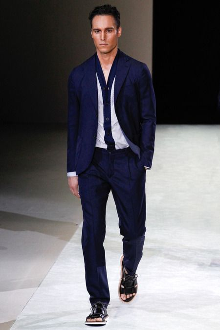 Giorgio Armani Spring-Summer 2015 Men s Collection  110a96a114135
