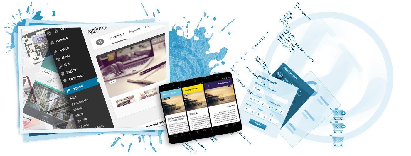 Corso CMS con WordPress http://www.gattosulweb.com/corsi-web-design/corsi-wordpress-roma.html