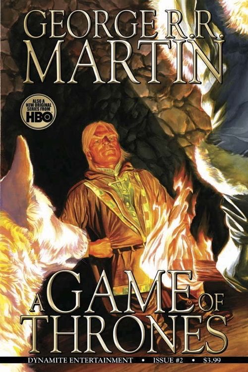 Game Of Thrones 2 Cover By Alex Ross Clash Lugares