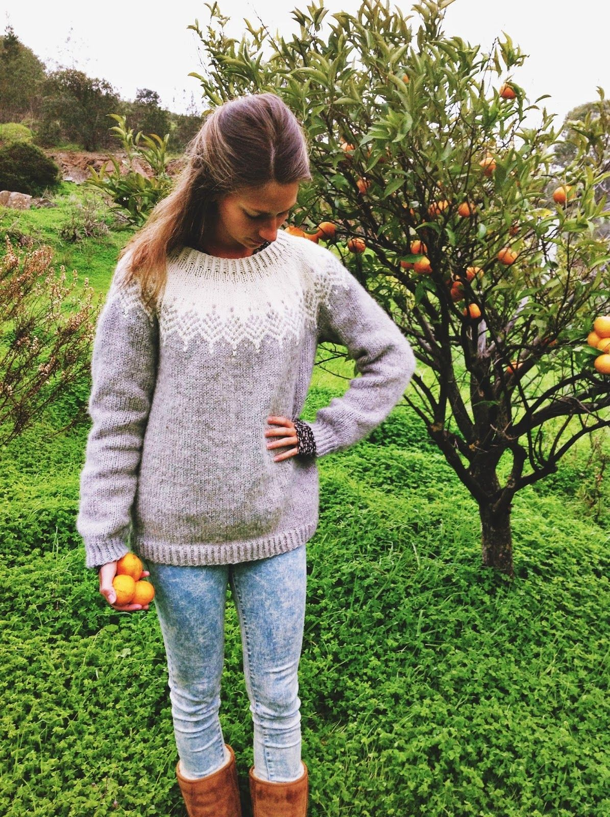 Stickningskiosken: The softest sweater ever!! | Knitting Inspiration ...