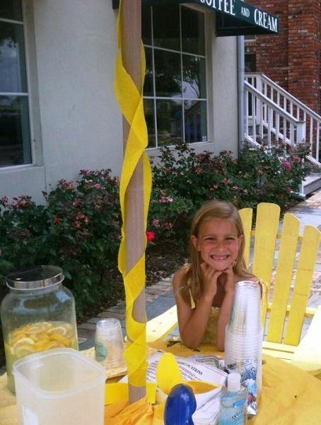 National Lemonade Day!