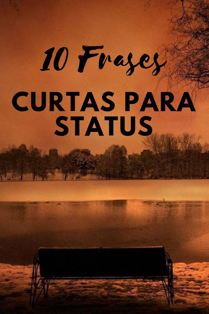 Veja 10 Frases Status De Amor Para Whatsapp E Facebook Frases