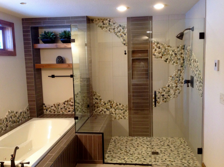 How To Design A Shower Your Woman Will Love Writtena Guy Fascinating Bathroom Design Columbus Ohio Inspiration Design