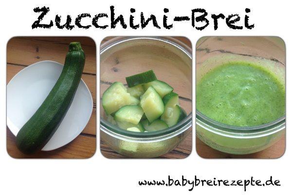 Zucchini Brei Rezept Zum Selbermachen Babybreirezepte Zum Nachkochen Kochen Fur Baby Babybrei Rezepte Rezepte