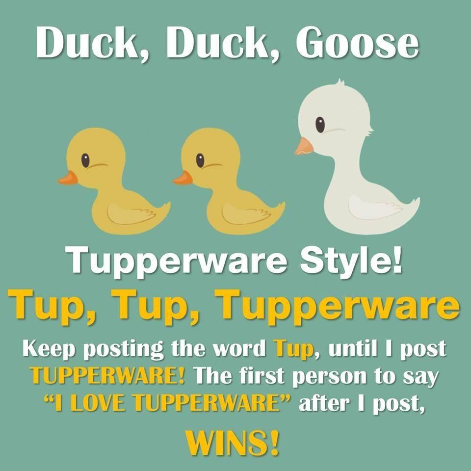 Games to Play at Tupperware Parties | Tupperware ...