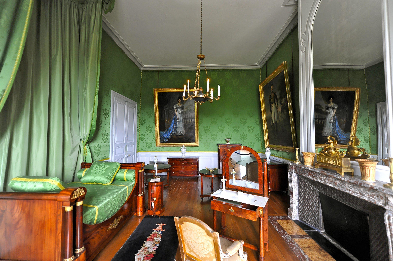 Ch teau de valen ay indre chambre de la duchesse de for Prix chambre chateau vallery