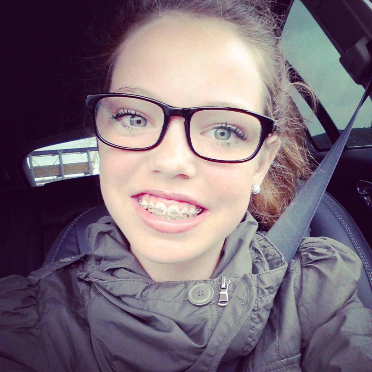 Braces And Glasses Tumblr
