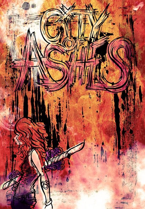 City of Ashes The Mortal Instruments
