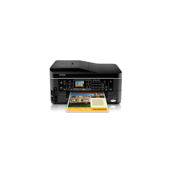 EPSON WORKFORCE 645 SCANNER WINDOWS 7 X64 DRIVER