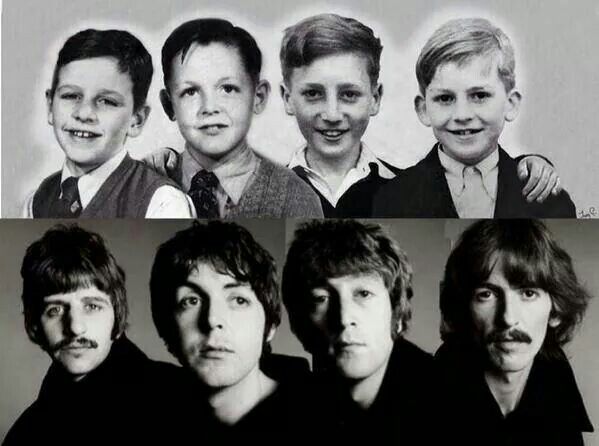 The Beatles Back Then And Still Back Then Virgifaiadgmail