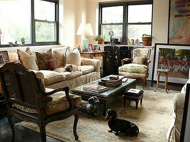 newyorkstyletraditionalclassiclivingroomhomedecor