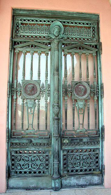 Iron Door-Ringling Museum - Florida