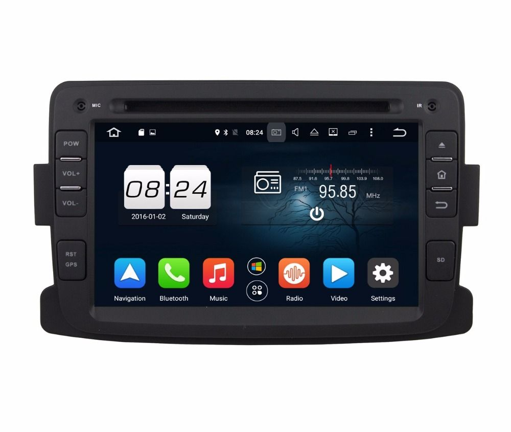 2gb Ram Octa Core 7 Android 6 0 Car Radio Dvd Player For Renault Duster 2012 2013 With Gps Bluetooth 4g Wifi Usb Mirror Link Car Radio Radio Car